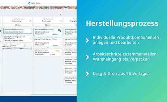 HACCP Digital - Tool Screenshot